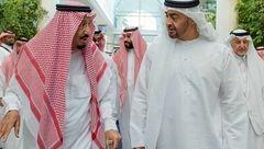 پاچه خواری توییتری امارات از بن سلمان + عکس