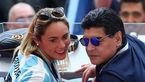 واکنش عجیب به ازدواج مارادونا با دختر 38 ساله! + عکس