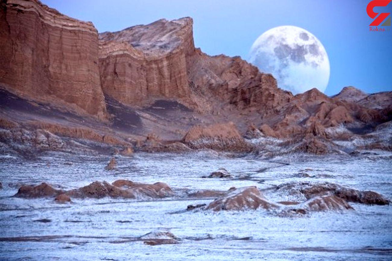 از دودکش جن تا صحرایی با شن درمانگر / عجایب طبیعت که کمتر دیدهاید + تصاویر