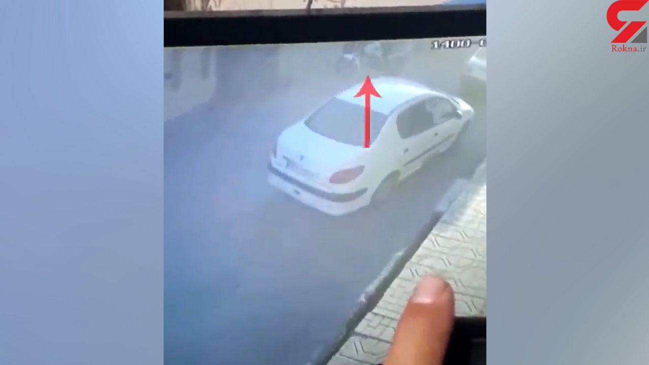 فیلم دلخراش از لحظه شهادت پلیس مشهدی / محمد قائینی کیست؟