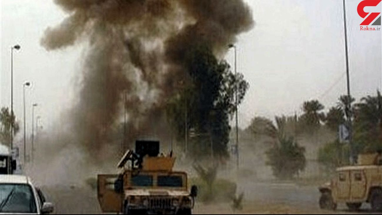 Another US logistics convoy targeted in central Iraq: report
