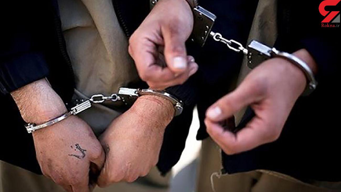 دستگیری 7 نفر از عوامل نزاع دسته جمعی در قصرشیرین