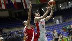 صعود بی دردسر  ایران به مرحله بعدی رقابتهای بسکتبال کاپ آسیا