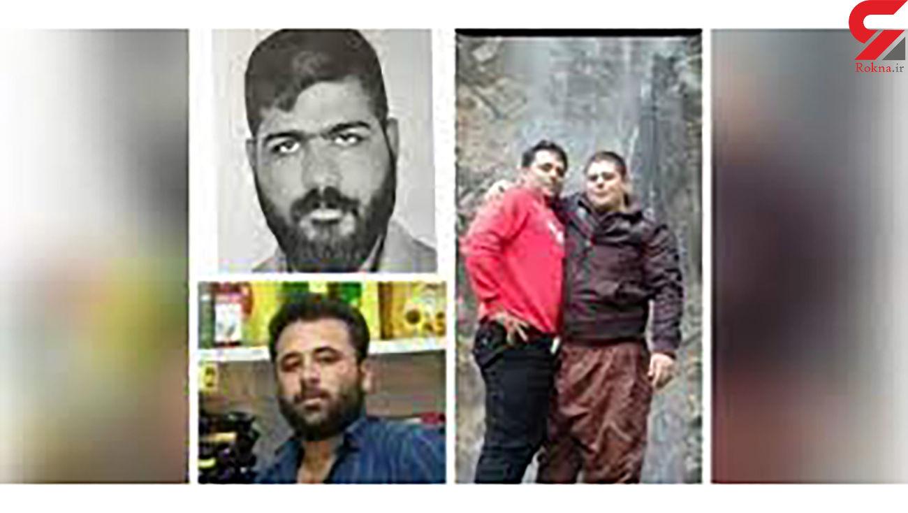 عکس چهره باز 2 برادر جنایتکار / جزئیات دستگیری آدمکش ها در تهران