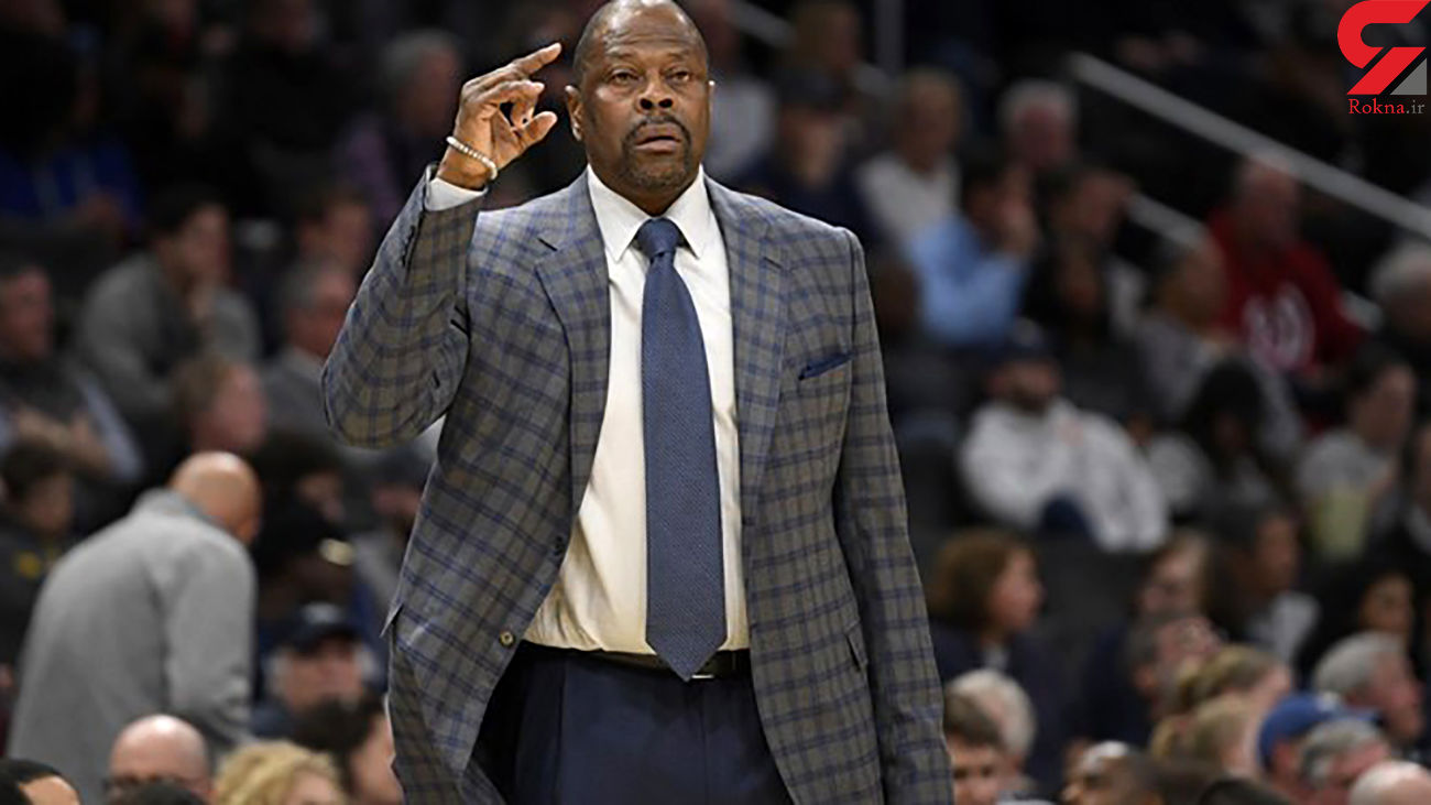لیگ بسکتبال NBA تست کرونای اسطوره تیم نیویورک نیکس مثبت شد