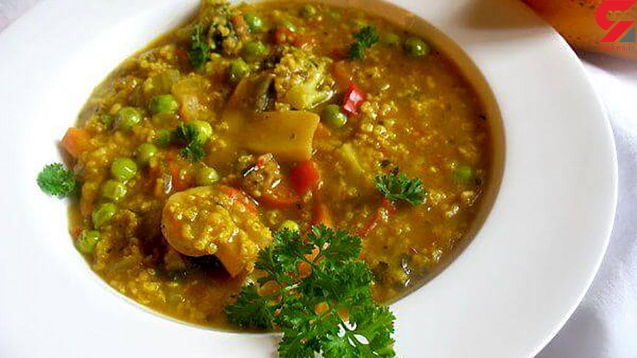 همه فواید ارزن + طرز تهیه سوپ ارزن