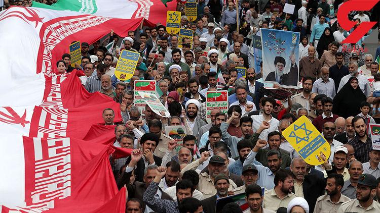 آغاز راهپیمایی روز 13 آبان در تهران و سراسر کشور