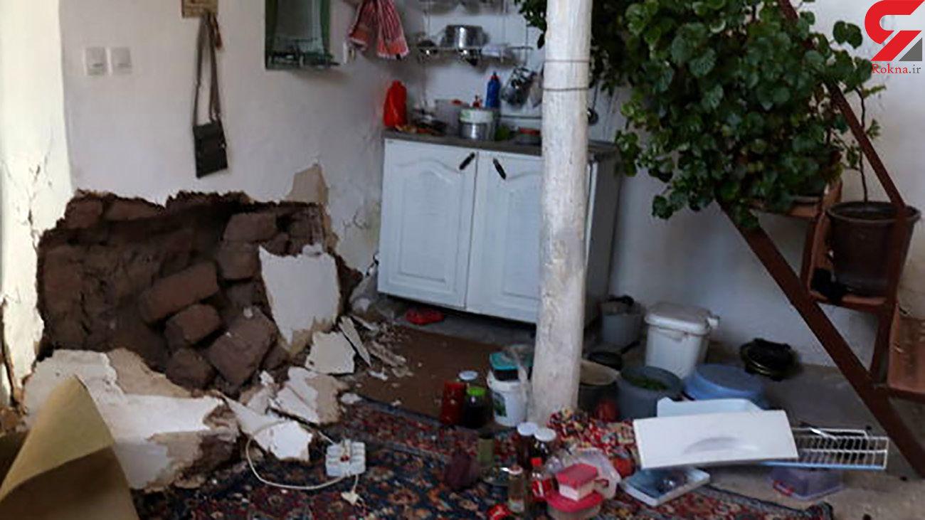 آمار مجروحین زلزله سی سخت به 29 نفر رسید +فیلم و عکس