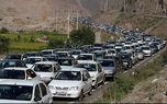 وضعیت ترافیکی محورهای هراز و چالوس + آخرین جزئیات