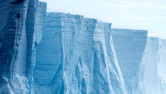 علت صداهای وحشتناک قطب جنوب کشف شد