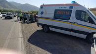 واژگونی مرگبار خودرو در محور مرند – تبریز