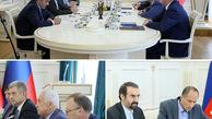 رایزنی سفیر ایران در روسیه با رئیسجمهوری داغستان