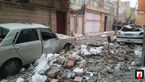 وحشت در خیابان 17 شهریور تهران  + عکس