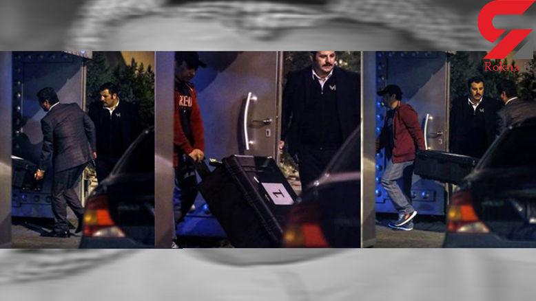 جسد خاشقجی در 3 صندوق سیاه به کنسولگری عربستان برگشت +آخرین عکس قبل از مرگ