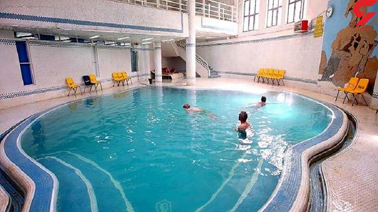 کرونا مراکز آب درمانی اردبیل را تعطیل کرد