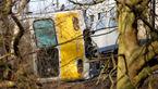 یک کشته 27 زخمی در خروج قطار از ریل در بلژیک+تصاویر