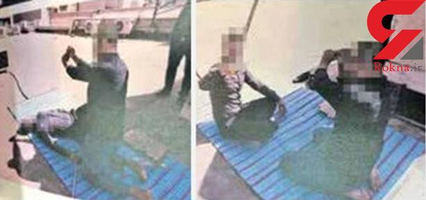 ازدواج دختر تهرانی با قاتلی خشن در زندان! + عکس