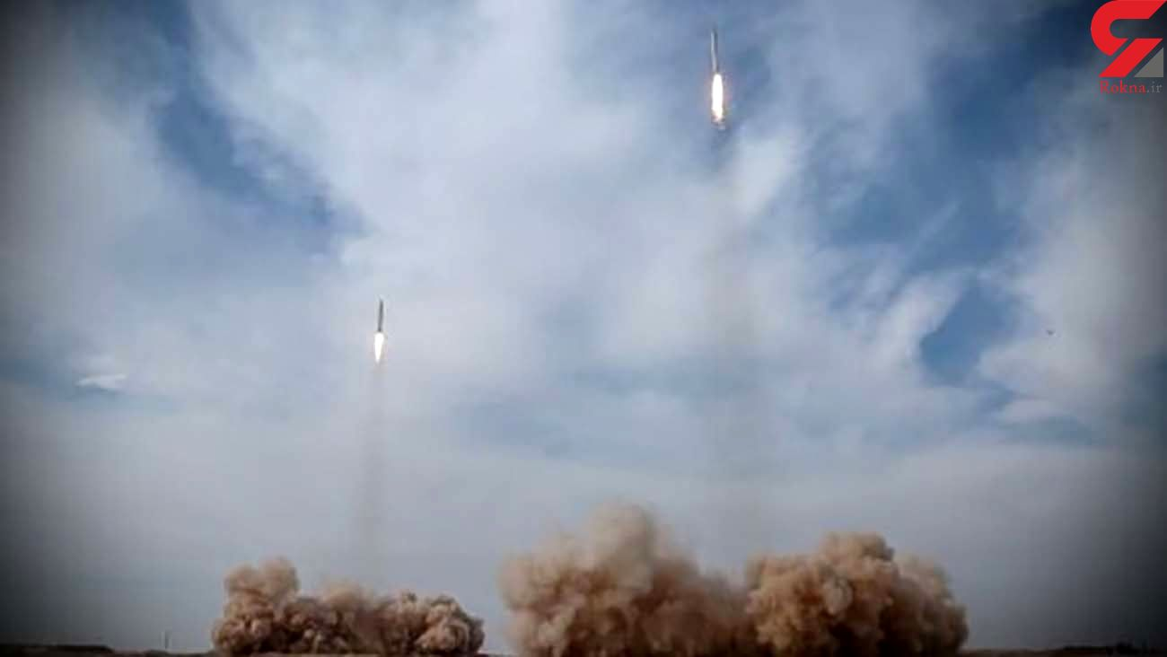 ادعای آمریکا در مورد فرود موشک های ایران در نزدیکی یک ناو