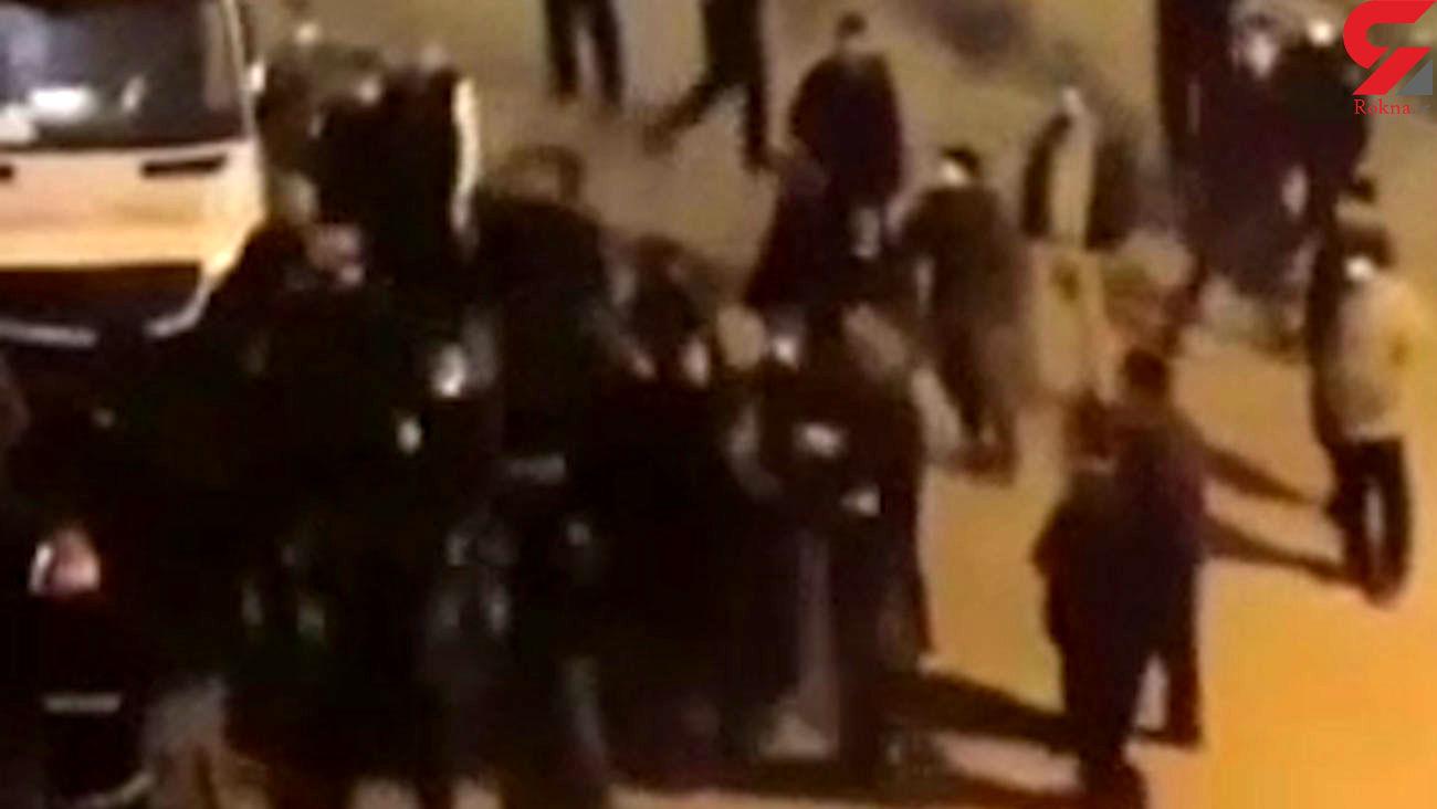 فیلم لحظه بازداشت عامل قتل عام خانواده زاهدانی + جزییات