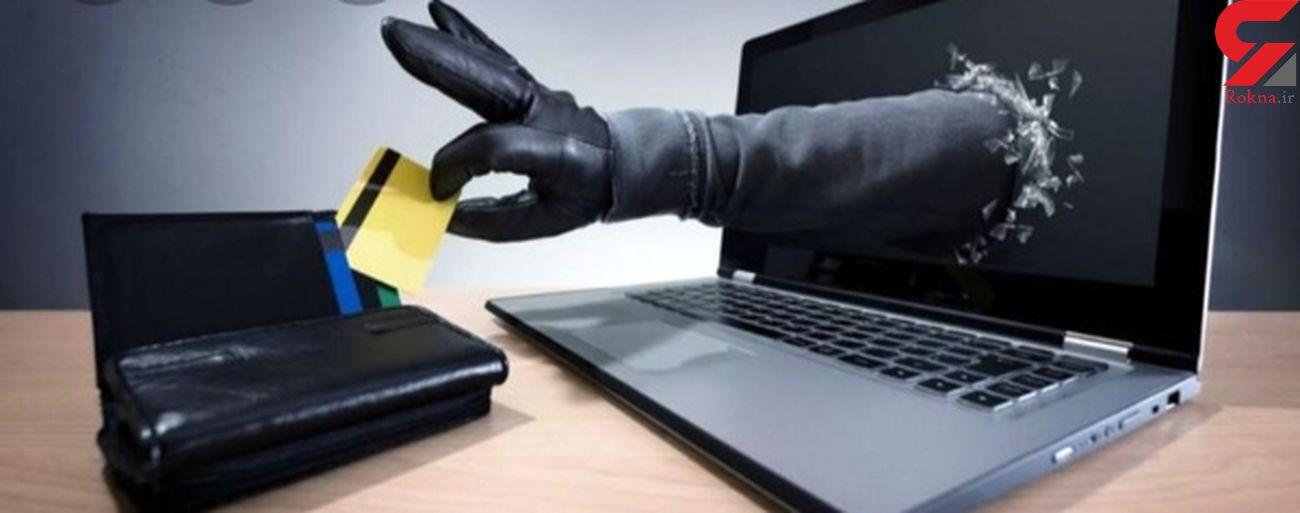 شناسایی عامل برداشت اینترنتی از حساب بانکی یک سبزواری