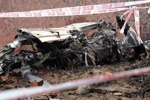۴ کشته بر اثر برخورد هواپیما و بالگرد در آلمان