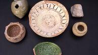 کشف آثار تاریخی دوره سلجوقی در اثر نشست یک منزل مسکونی
