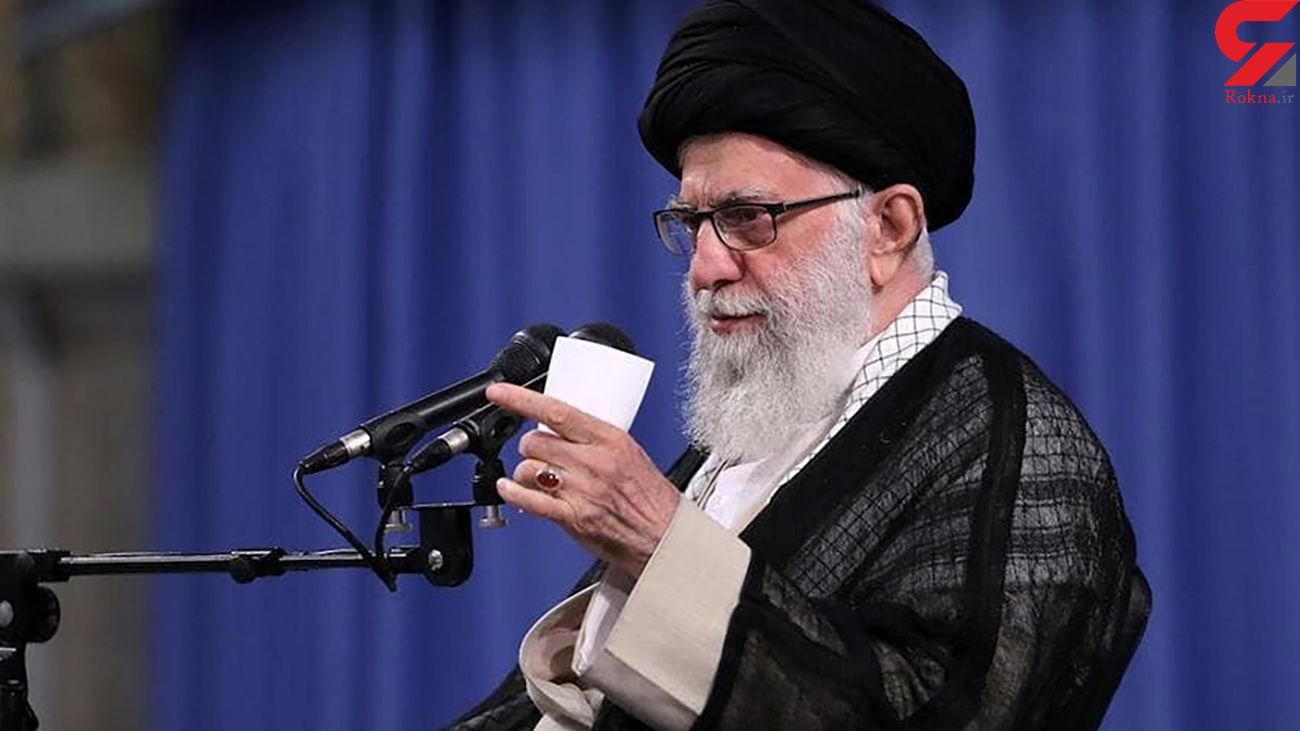سخنرانی مهم رهبر معظم انقلاب تا ساعاتی دیگر