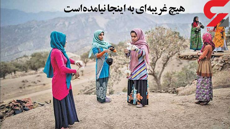 از بی سوادی کودکان تا ازدواج دختران در سن پایین در پشت کوهستان های ایران+ عکس