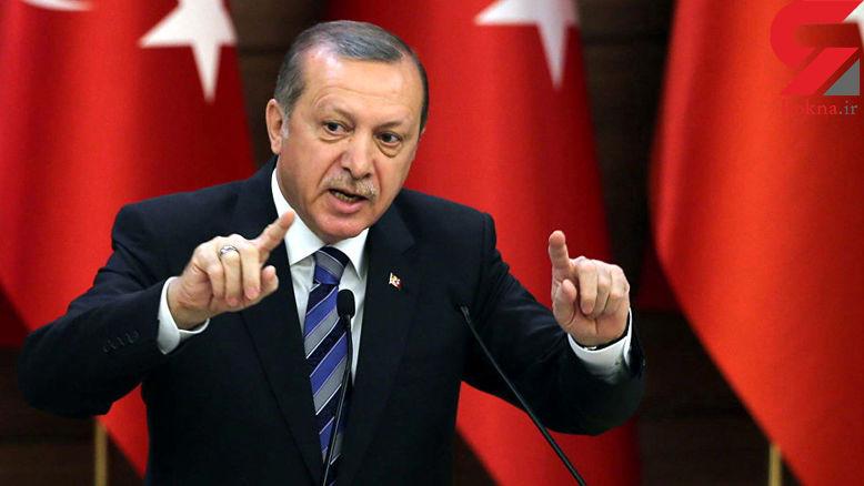 اردوغان بر ایجاد دیوار حائل در مرز ترکیه با عراق و ایران تاکید کرد