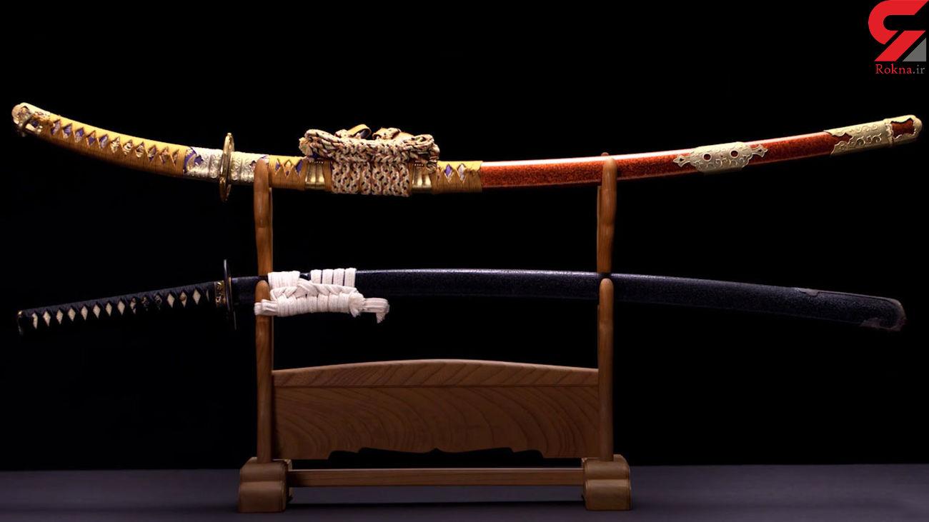 شمشیر سامورایی چگونه ساخته می شود؟ + فیلم