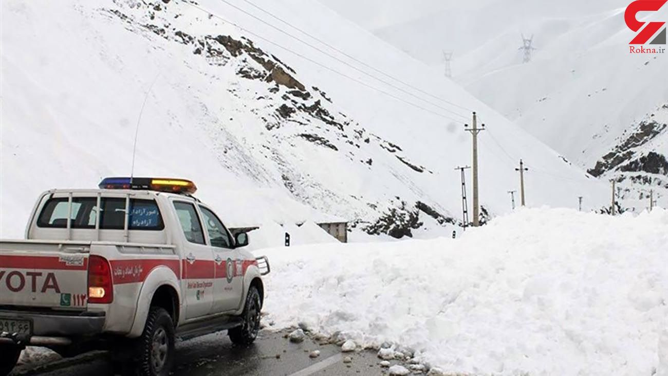 هشدار برای 5 روز آینده ایران / بارش برف و باران برای ریزش بهمن
