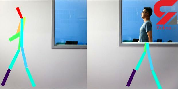 ردیابی حرکات از پشت دیوار با کمک هوش مصنوعی