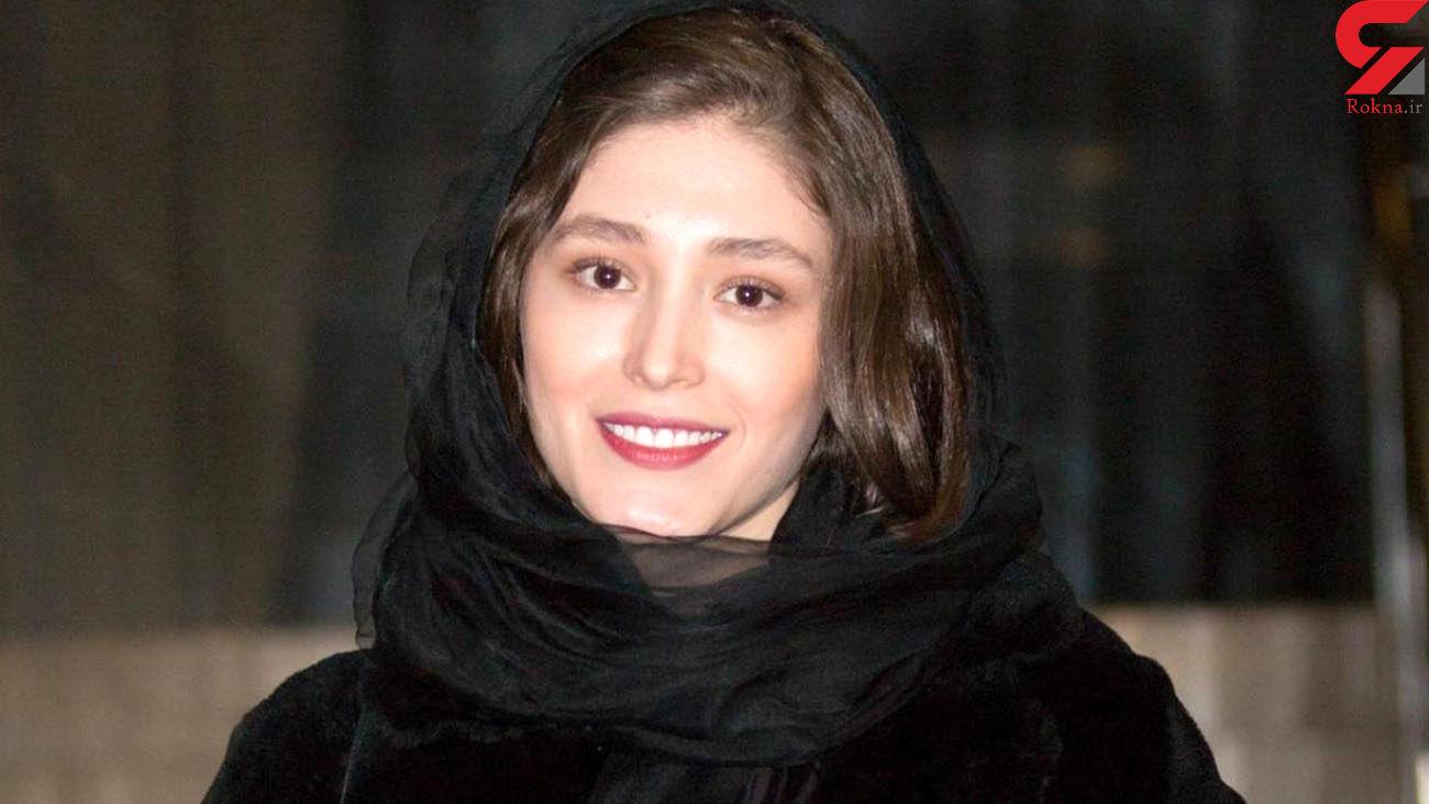 چراغ سبز فرشته حسینی به عاشقانه نوید محمد زاده ! + عکس ها