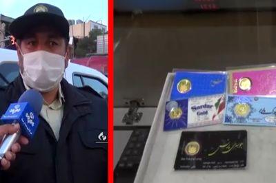 این کودک سرکرده باند سکه طلا در دامغان بود + فیلم
