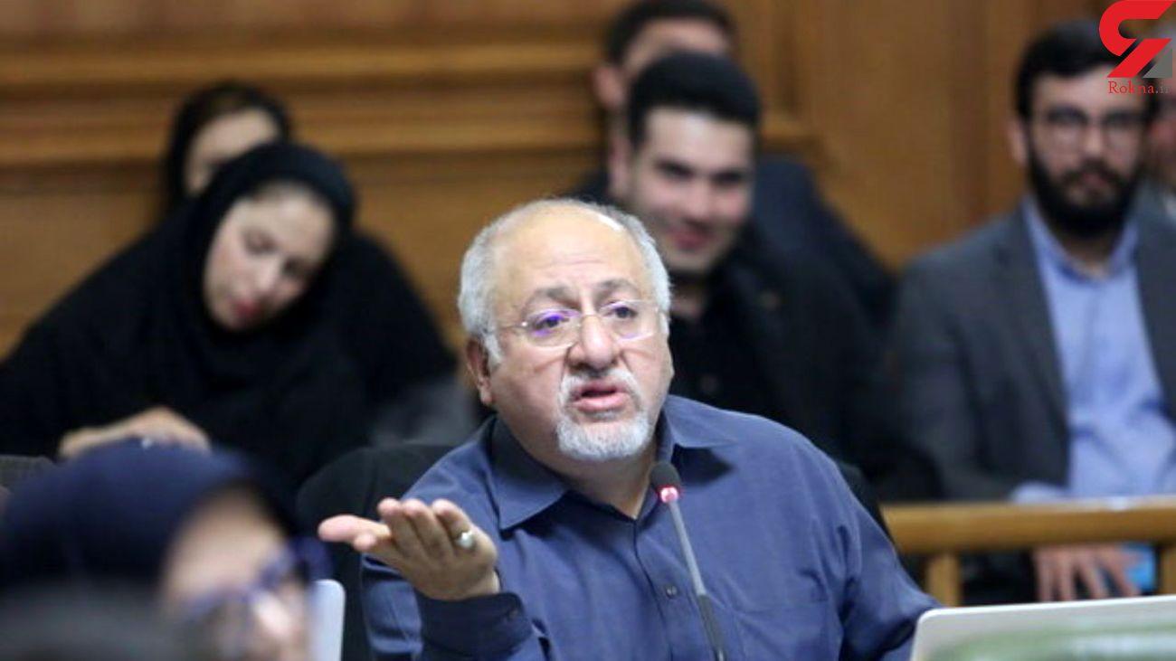 حناچی گفت تخریب ملک جماران رابطه شهرداری و دولت را شکرآب کرد