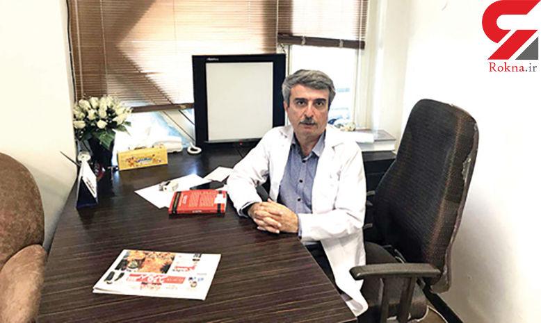 گفتگو با دکتر دانشی که همسر و 2 فرزندش را در سقوط هواپیمای یاسوج از دست داد + عکس