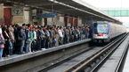 خودکشی زن میانسال در ایستگاه مترو شهدا