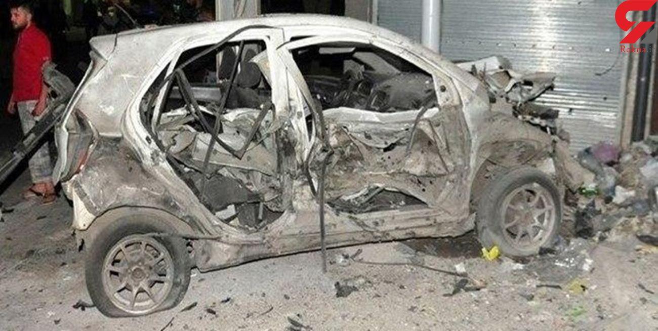 7 کشته در انفجار خودروی بمبگذاری شده در شمال سوریه
