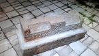 انتقال سنگ قبر دوره تیموری از خانه شخصی به میراث فرهنگی + عکس