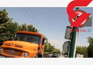 آغاز ممنوعیت سه روزه ورود انواع کشندههای سنگین به جاده هراز