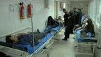 3 کشته و 6 مصدوم در تصادف جاده مراغه - روستای ورجوی+ عکس