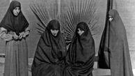 این پنج زن ایرانی اسیر جنگ عراق بودند