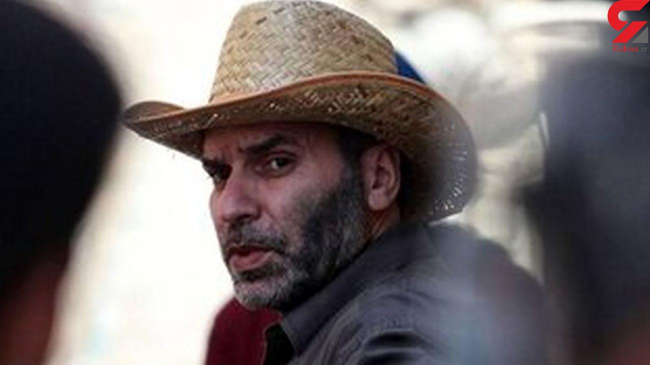 مسعود ده نمکی با مردم افغانستان همدردی کرد + عکس