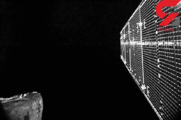 سلفی فضاپیمای جدید اروپایی ها از خود