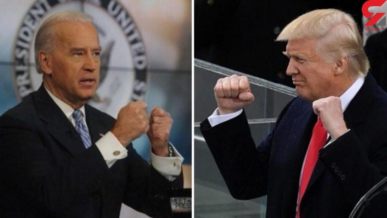 نتایج ۱۰ نظرسنجی جدید در آمریکا /ترامپ یا بایدن؟
