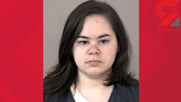 مادر بی رحم  کودک 2 ماهه اش را خفه کرد / 40 سال زندان در انتظار این زن آمریکایی+عکس