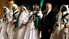 باج خواهی سنگین ترامپ از پادشاه برای مقابله با ایران