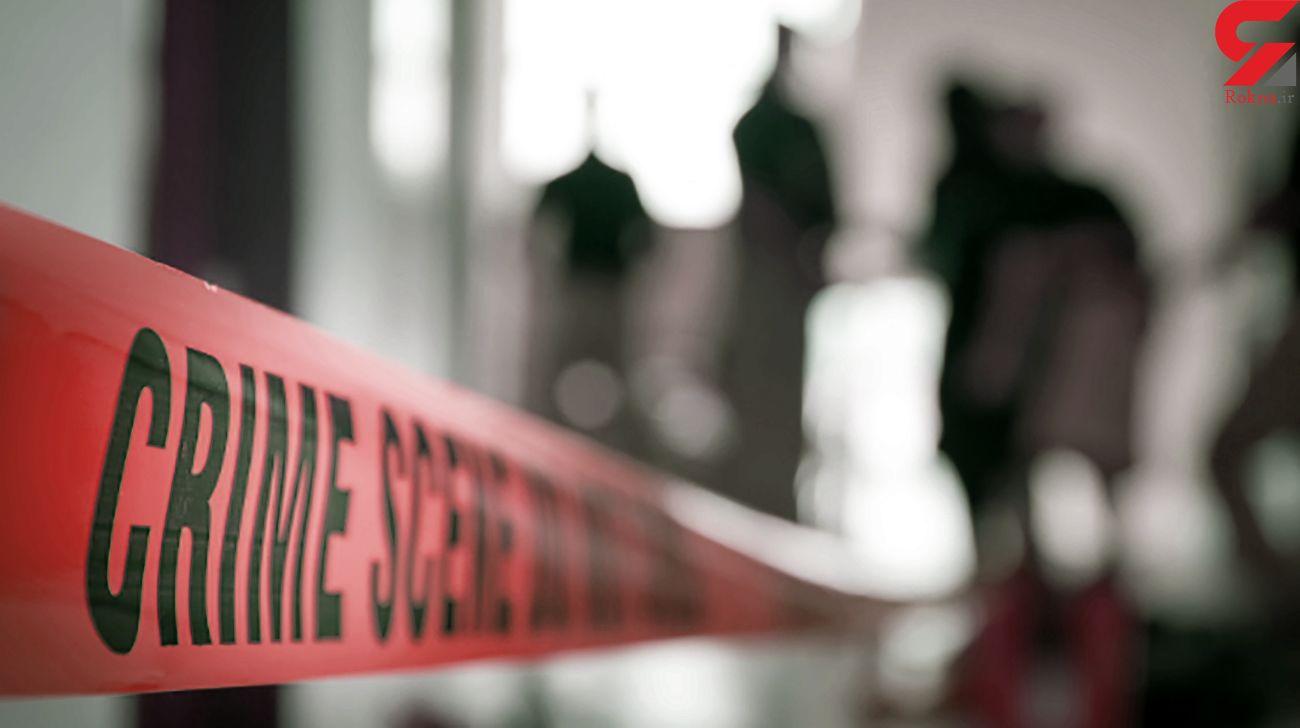 جسد دختر 4 ساله در حیاط دفن شده بود / مادر هیولا بود + عکس / امریکا