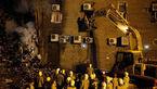 حماسه آتشنشانان تهران، مرکز توجه رسانههای جهان