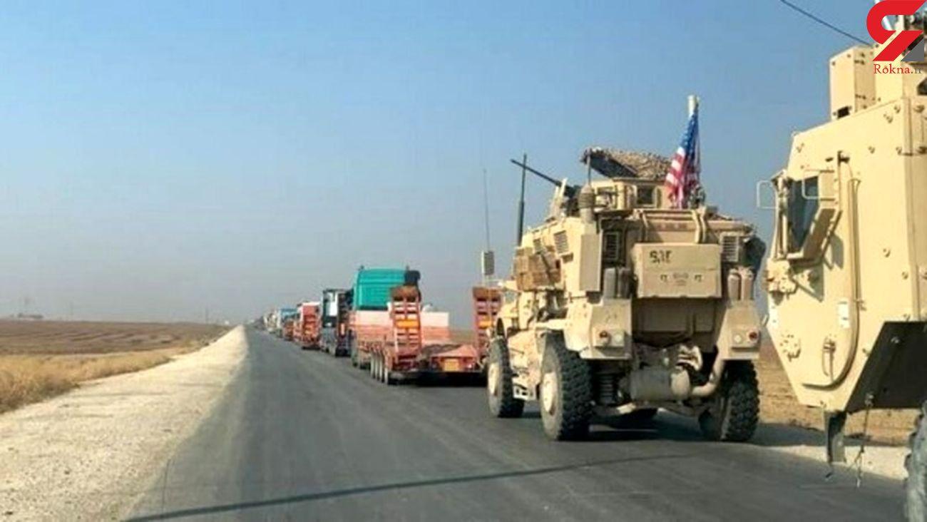 انفجار بمب در مسیر کاروان پشتیبانی نظامیان آمریکا در جنوب عراق